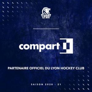 Partenaire compart lyon hockey club
