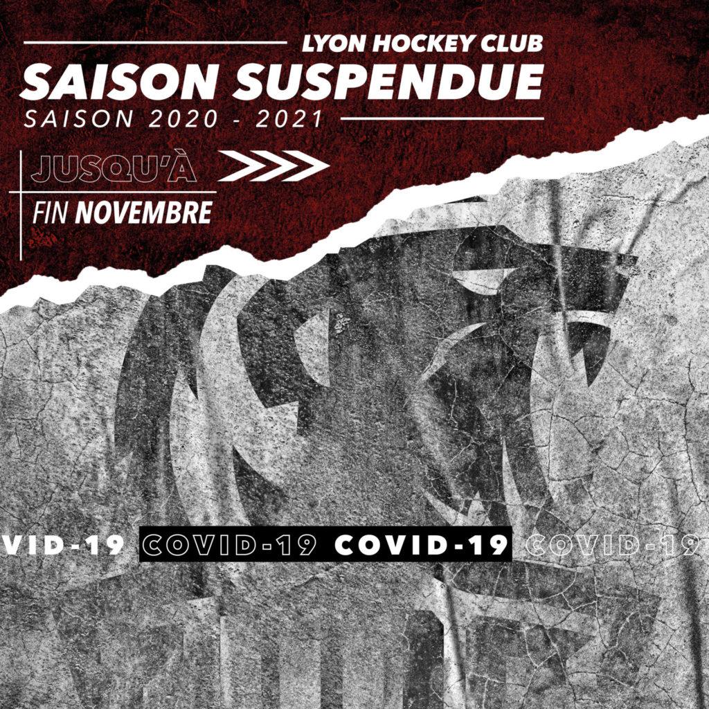 3 saison suspendue