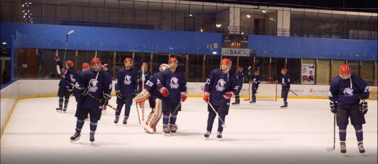 Le nouveau challenge du Lyon Hockey Club