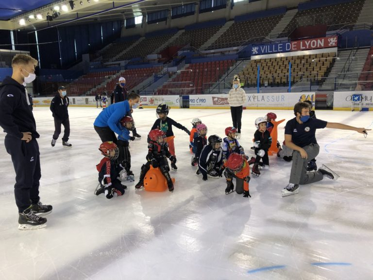 École de hockey 1