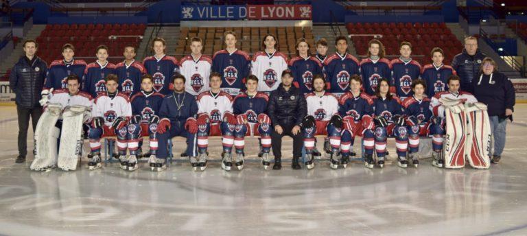 Equipe u17 lyon hockey club