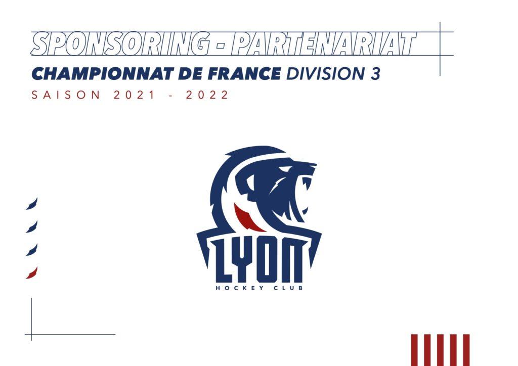 Plaquette partenaire 2021 lyon hockey club