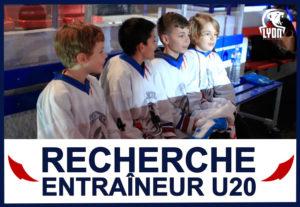 Recherche entraineur lyon hockey club u20