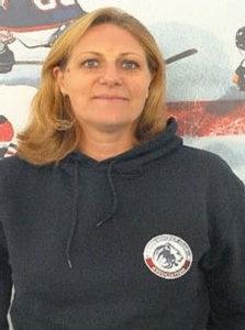 Anne-sophie Baravaglio coordinatrice Lyon Hockey Club