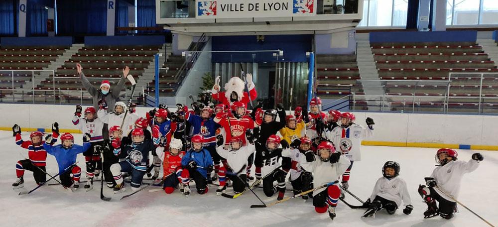 Hockey enfant