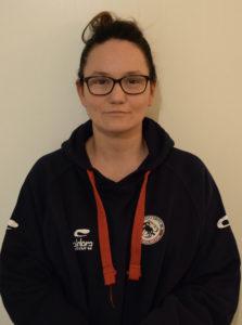 Sylvie Ostrianine coordinatrice Lyon Hockey Club