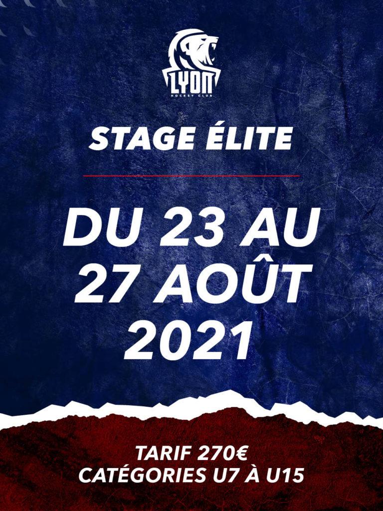 Stage élite