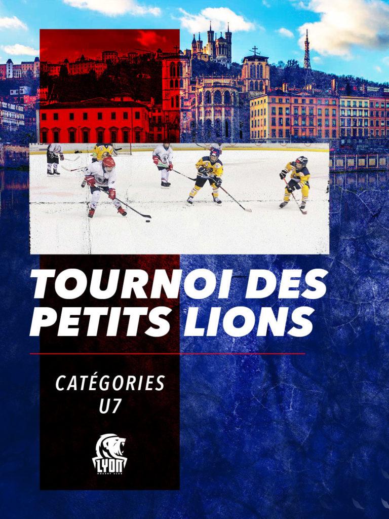 Tournoi petits lions u7