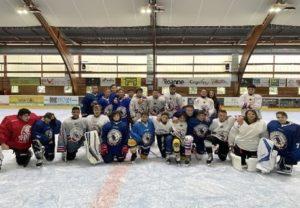 Stage HCLR Lyon hockey club