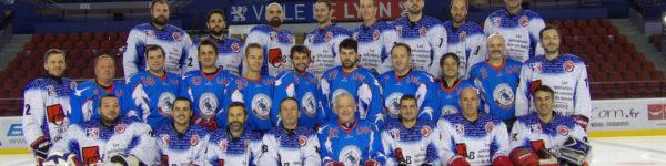 Equipe loisir 1 lyon hockey club