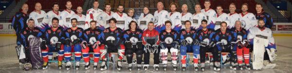 Equipe loisir 3 lyon hockey club