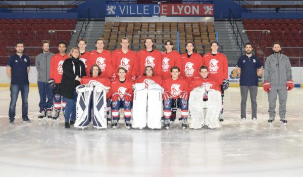 Section sportive lycée lyon hockey club